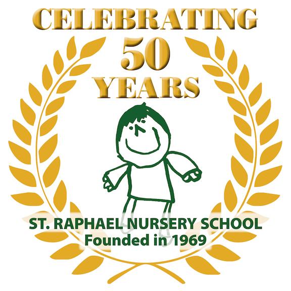 SRNS 50th anniversary logo