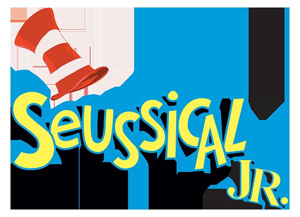 Seussical Jr. logo