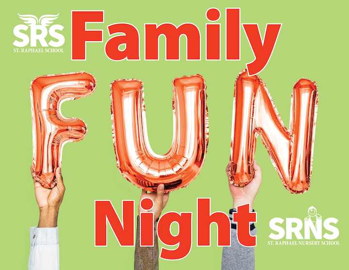 Family Fun Night graphic