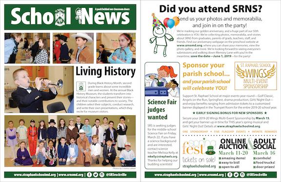 March 10 School News