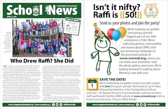 April 21 School News