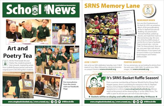 May 5 School News