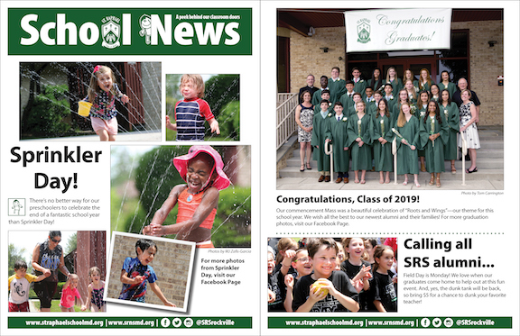 June 9 School News