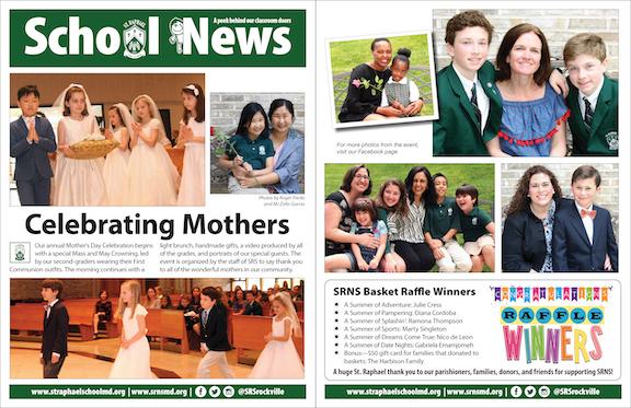 June 2 School News