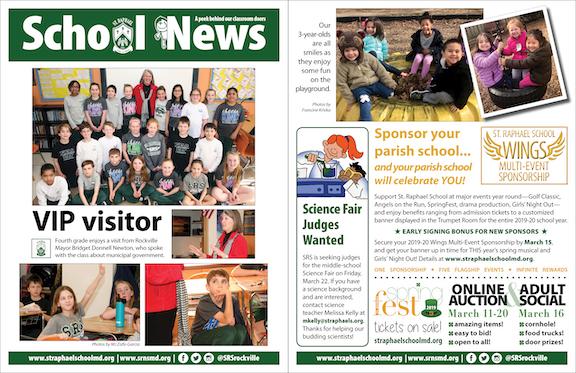 March 3 School News