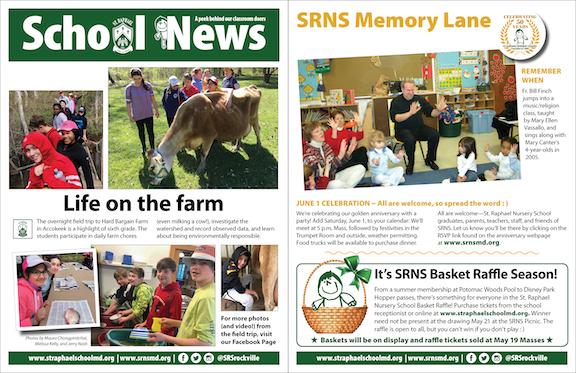 May 12 School News