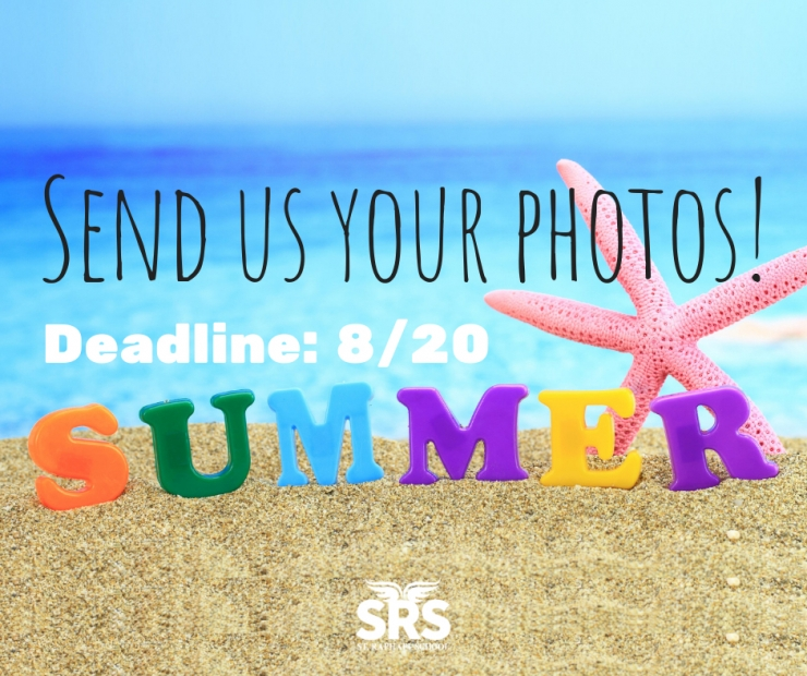 Summer Photos Wanted by Aug. 20!