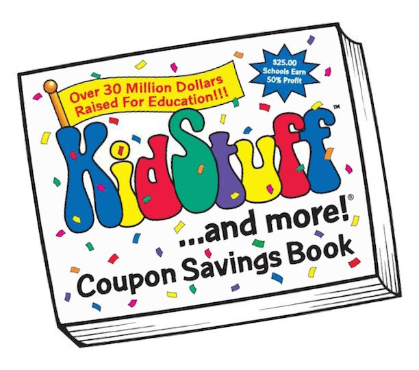 KidStuff coupon book